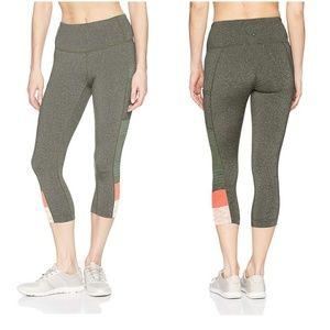 prAna Borra Pocket Capri leggings, EUC!